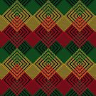 Green, Yellow and Red lines v2 by Ethiohahu