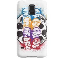 Paintings and Pizza Samsung Galaxy Case/Skin