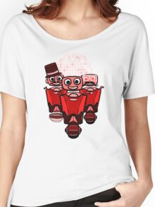 RRDDD Team 2 - Red Women's Relaxed Fit T-Shirt