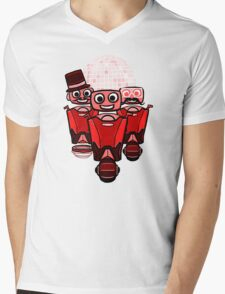 RRDDD Team 2 - Red Mens V-Neck T-Shirt