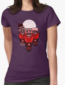 RRDDD Team 2 - Red Womens Fitted T-Shirt