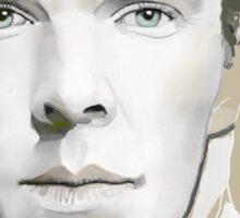 Benedict Cumberbatch Artwork Design 5 Sticker