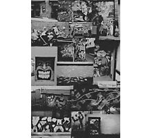 The Great Graffiti Collage Photographic Print