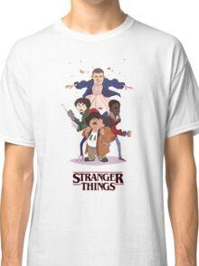 Stranger Things Fan Art Classic T-Shirt
