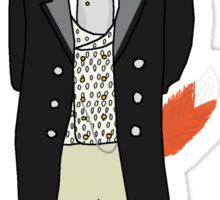 Paul McFox - Fox Who Sticker