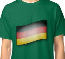 Bundesrepublik Deutschland (Flagged) Classic T-Shirt
