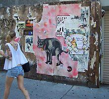 Urban Art by Steven Huszar