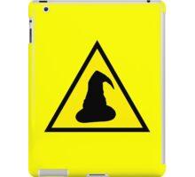 Hazard: Wizards Ahead iPad Case/Skin