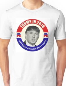 Trump For Prez Unisex T-Shirt