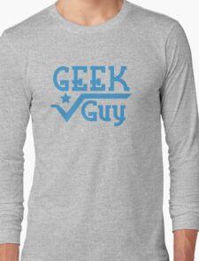 Geek Guy Long Sleeve T-Shirt