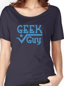 Geek Guy Women's Relaxed Fit T-Shirt
