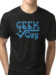 Geek Guy Tri-blend T-Shirt