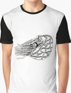 Octopus shell Graphic T-Shirt