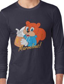 """""""Marvelous"""" - Conker  Long Sleeve T-Shirt"""