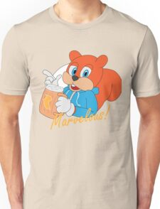 """Marvelous"" - Conker  Unisex T-Shirt"