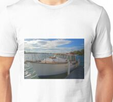 The family boat Unisex T-Shirt