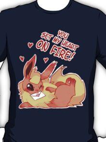 Flareon Love T-Shirt