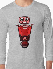 RRDDD Red Robot Long Sleeve T-Shirt