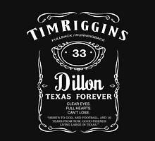 Tim Riggins Whiskey Unisex T-Shirt