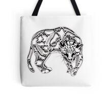 Ocelot fever Tote Bag
