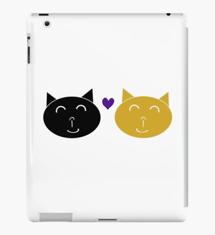 Smitten Kittens iPad Case/Skin