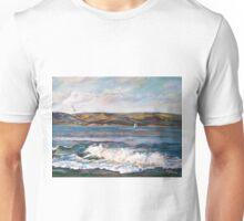 Pastel Splashes - Marengo Unisex T-Shirt