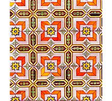 Iberian Moorish Style Pattern by Stephen Frost