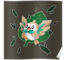 I Choose You - Rowlet! Poster
