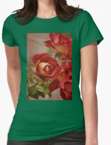 Rose 350 Womens Fitted T-Shirt