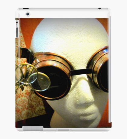 Steampunk Goggles 1.0 iPad Case/Skin