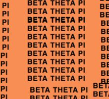 The Life of Beta Theta Pi Sticker