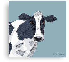 I am just a Cow  Canvas Print