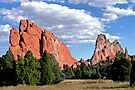 Garden of the Gods, Colorado, USA (2) by Margaret  Hyde