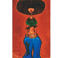 AfroCentric Photographic Print