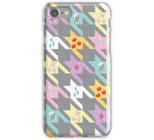 Houndstooth Cutie iPhone Case/Skin