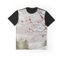 Merry Berries  Graphic T-Shirt