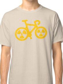 Radioactive Bicycle Classic T-Shirt