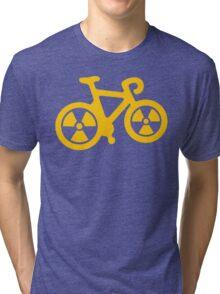 Radioactive Bicycle Tri-blend T-Shirt