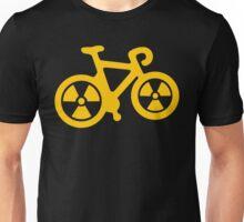 Radioactive Bicycle Unisex T-Shirt