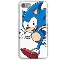Classic Sonic iPhone Case/Skin
