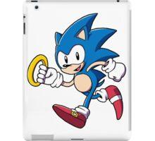 Classic Sonic iPad Case/Skin