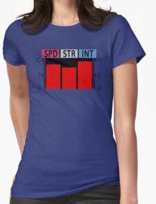 Tech Specs (Bot) Womens Fitted T-Shirt