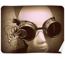 Steampunk Goggles 1.1 Poster