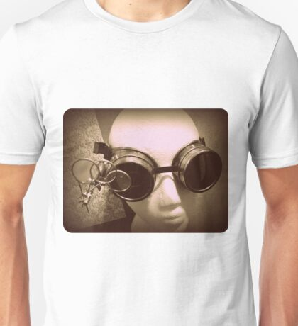 Steampunk Goggles 1.1 Unisex T-Shirt
