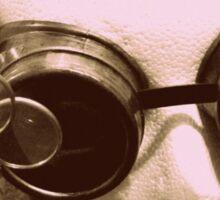 Steampunk Goggles 1.1 Sticker