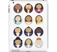 Hamilton Busts iPad Case/Skin