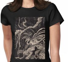 Undergrowth Womens Fitted T-Shirt