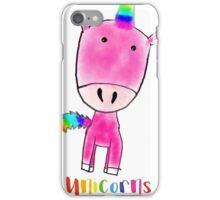 Unicorns are awesome iPhone Case/Skin