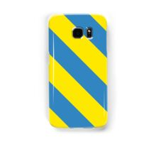 Los Angeles California Yellow and Light Blue Team Colors Samsung Galaxy Case/Skin