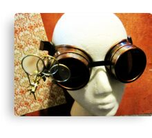 Steampunk Goggles 1.2 Canvas Print